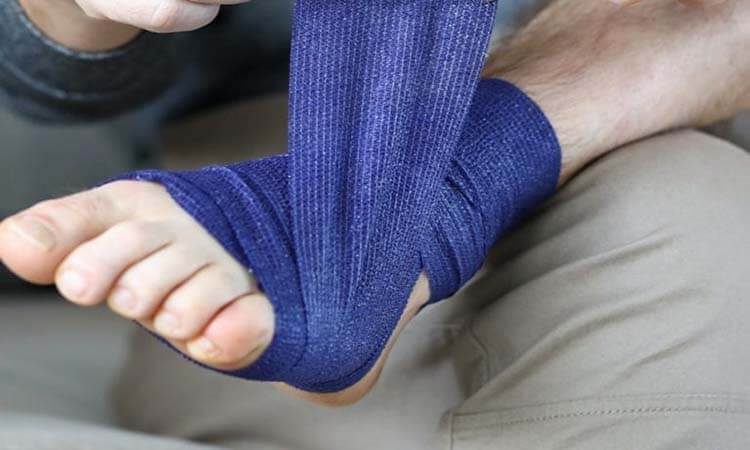 Ankle Wraps For Support And Protection
