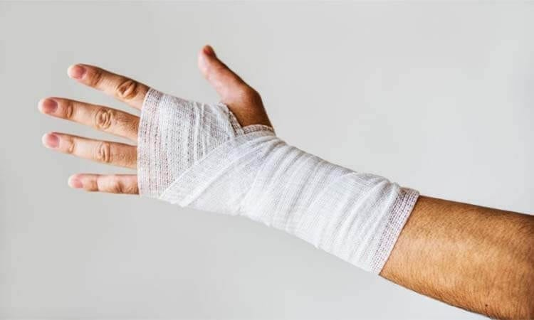Bandages For First Aid Use