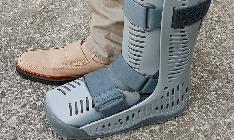 How Long To Wear A Boot For A Foot With Stress Fracture