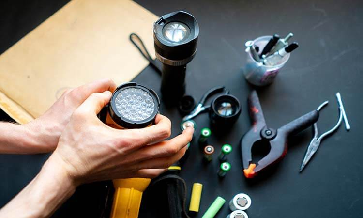 How To Fix A LED Flashlight Easy Solutions