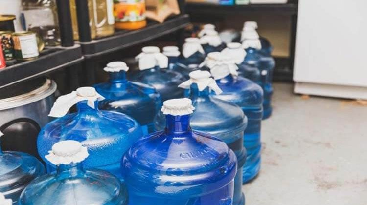 How To Store Water For Emergency Preparedness